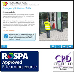 Fire Marshal / Warden Training Course Online