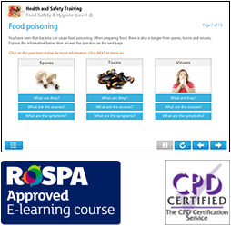 Food Hygiene and Safety (Level 2)