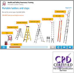 Ladder Safety Online Training