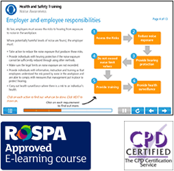 Noise Awareness Online Training Course